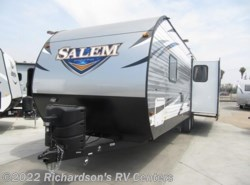 New 2018  Forest River Salem 27RLSS by Forest River from Richardson's RV Centers in Temecula, CA