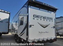 New 2018  Genesis  Genesis Supreme 22 FS by Genesis from Richardson's RV Centers in Temecula, CA