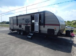 New 2018  Forest River Grey Wolf 26DBH by Forest River from Luke's RV Sales & Service in Lake Charles, LA
