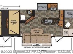 New 2017  Dutchmen Voltage V3605 by Dutchmen from ExploreUSA RV Supercenter - MESQUITE, TX in Mesquite, TX