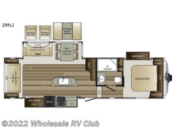 New 2017  Keystone Cougar X-Lite 29RLI by Keystone from Wholesale RV Club in Ohio