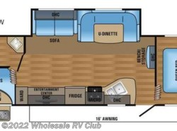 New 2017  Jayco Jay Flight SLX 284BHSW by Jayco from Wholesale RV Club in Ohio