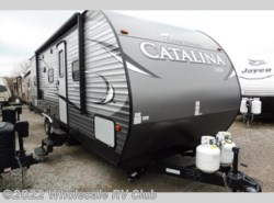 New 2017  Coachmen Catalina 261BHS by Coachmen from Wholesale RV Club in Ohio
