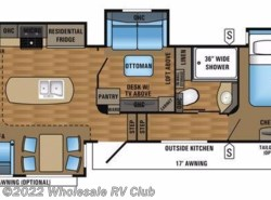 New 2017  Jayco Pinnacle 37MDQS by Jayco from Wholesale RV Club in Ohio