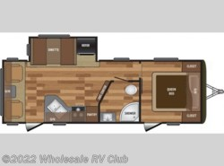 New 2017  Keystone Hideout 252LHS by Keystone from Wholesale RV Club in Ohio