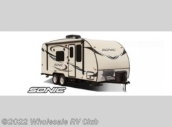 New 2018  Venture RV Sonic 190VRB by Venture RV from Wholesale RV Club in Ohio