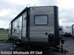 New 2017  Forest River Cherokee 234VFK by Forest River from Wholesale RV Club in Ohio