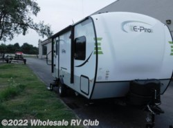 New 2018  Forest River Flagstaff E-Pro 17RK by Forest River from Wholesale RV Club in Ohio