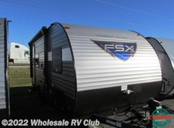 New 2018  Forest River Salem Cruise Lite FSX 180RT by Forest River from Wholesale RV Club in Ohio