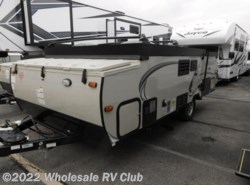 New 2018  Forest River Flagstaff Hard Side 19QBHW by Forest River from Wholesale RV Club in Ohio