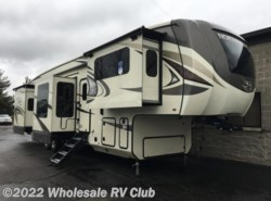New 2018  Jayco North Point 381FLWS by Jayco from Wholesale RV Club in Ohio