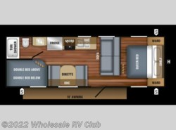 New 2018  Jayco Jay Flight SLX 264BH by Jayco from Wholesale RV Club in Ohio