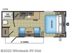 New 2018  Jayco Jay Flight SLX 195RB by Jayco from Wholesale RV Club in Ohio