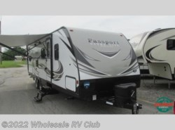 New 2019  Keystone Passport 2670BH by Keystone from Wholesale RV Club in Ohio