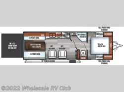 New 2019  Forest River Salem FSX 260RT by Forest River from Wholesale RV Club in Ohio