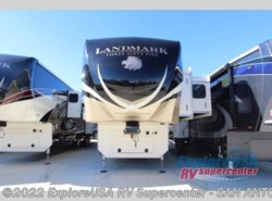 New 2017  Heartland RV Landmark 365 Oshkosh by Heartland RV from ExploreUSA RV Supercenter - SAN ANTONIO, TX in San Antonio, TX