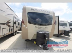 New 2018  Forest River Rockwood Signature Ultra Lite 8329SS by Forest River from ExploreUSA RV Supercenter - SAN ANTONIO, TX in San Antonio, TX