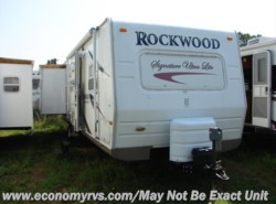 Used 2007  Forest River Rockwood Signature Ultra Lite 8318SS by Forest River from Economy RVs in Mechanicsville, MD