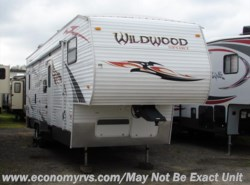 Used 2011  Forest River Wildwood SRV 32SRV by Forest River from Economy RVs in Mechanicsville, MD