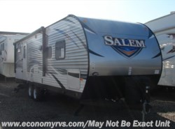 New 2017  Forest River Salem 27DBK by Forest River from Economy RVs in Mechanicsville, MD