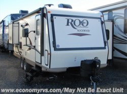 New 2017  Forest River Rockwood Roo 24WS by Forest River from Economy RVs in Mechanicsville, MD