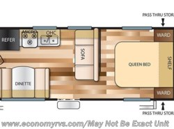 New 2017  Forest River Salem Cruise Lite T241QBXL by Forest River from Economy RVs in Mechanicsville, MD