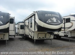 New 2018  Forest River Sierra 372LOK by Forest River from Economy RVs in Mechanicsville, MD