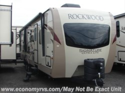 New 2017  Forest River Rockwood Signature Ultra Lite 8312SS by Forest River from Economy RVs in Mechanicsville, MD