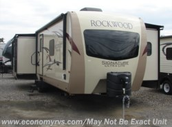 New 2017  Forest River Rockwood Signature Ultra Lite 8329SS by Forest River from Economy RVs in Mechanicsville, MD