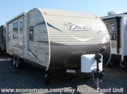New 2019 Shasta Oasis 25RS available in Mechanicsville, Maryland
