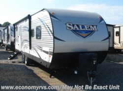 New 2018  Forest River Salem 27DBK by Forest River from Economy RVs in Mechanicsville, MD