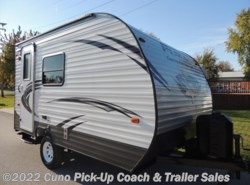 Used 2016  Palomino Canyon Cat 12-RBC by Palomino from Cuno Pick-Up Coach & Trailer Sales in Montgomery City, MO