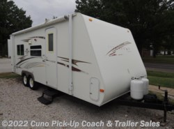 Used 2009  Forest River Surveyor SV-235RKS by Forest River from Cuno Pick-Up Coach & Trailer Sales in Montgomery City, MO