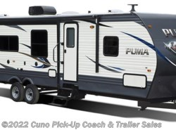 New 2018  Palomino Puma 31BHSS by Palomino from Cuno Pick-Up Coach & Trailer Sales in Montgomery City, MO