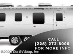 New 2018  Airstream Classic 33 Front Queen by Airstream from The RV Shop, Inc in Baton Rouge, LA