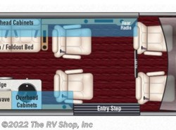 Used 2016  Midwest  Daycruiser 144 Plan A by Midwest from The RV Shop, Inc in Baton Rouge, LA