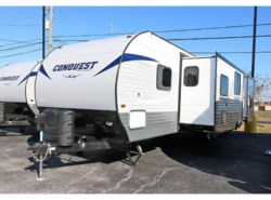 New 2018  Gulf Stream Conquest 323TBR by Gulf Stream from COLUMBUS CAMPER & MARINE CENTER in Columbus, GA