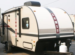 New 2017  Starcraft Comet Mini 18DS by Starcraft from COLUMBUS CAMPER & MARINE CENTER in Columbus, GA