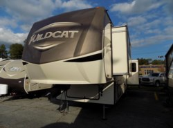 New 2018  Forest River Wildcat 37WB by Forest River from COLUMBUS CAMPER & MARINE CENTER in Columbus, GA