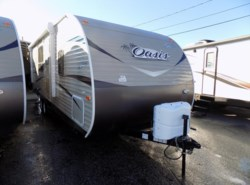 New 2018  Shasta Oasis 26BH by Shasta from COLUMBUS CAMPER & MARINE CENTER in Columbus, GA