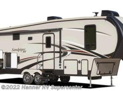 New 2017  Forest River Sandpiper 383RBLOK by Forest River from Hanner RV Supercenter in Baird, TX