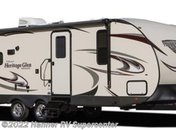 New 2017  Forest River Wildwood Heritage Glen 29BHHL by Forest River from Hanner RV Supercenter in Baird, TX