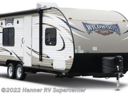 New 2017  Forest River Wildwood X-Lite 241QBXL by Forest River from Hanner RV Supercenter in Baird, TX