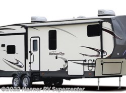 New 2017  Forest River Wildwood Heritage Glen F368RLBHK by Forest River from Hanner RV Supercenter in Baird, TX