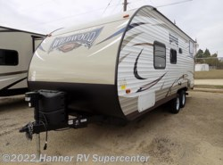 New 2017  Forest River Wildwood X-Lite 201BHXL by Forest River from Hanner RV Supercenter in Baird, TX