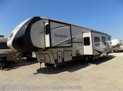New 2018  Forest River Sandpiper 383RBLOK by Forest River from Hanner RV Supercenter in Baird, TX
