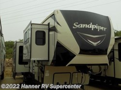 New 2018  Forest River Sandpiper 379FLOK by Forest River from Hanner RV Supercenter in Baird, TX