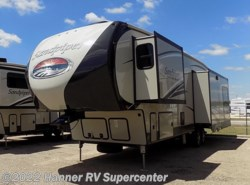 New 2018  Forest River Sandpiper 367DSOK by Forest River from Hanner RV Supercenter in Baird, TX