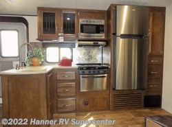 New 2018  Forest River Wildwood Heritage Glen 312QBUD by Forest River from Hanner RV Supercenter in Baird, TX