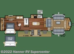 New 2018  Jayco North Point 381FLWS by Jayco from Hanner RV Supercenter in Baird, TX